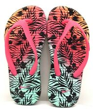 Nike Solarsoft Thong Ii Multi Prnt Flip Flop Us Size 11C Free Shipping Brand New