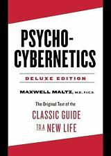 Psycho-Cybernetics by Maxwell Maltz (2016, Hardcover, Deluxe)