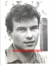 Vintage Horst Buchholz QUITE HANDSOME '62 CANDID Publicity Portrait