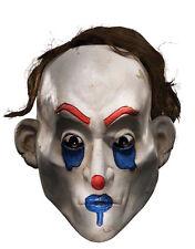 Dark Knight Disfraz Máscara, Para Hombre Batman esbirro Goon Feliz 3/4 Máscara