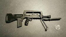 "12"" Hasbro GI Joe FN FAL Machine Gun for 1:6 Action Figures BBI Dragon"