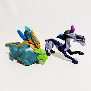 2 x Dragon Boosters The Story Hat Prop 2006 McDonald's Toy Lot