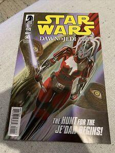 Star Wars Dawn Of The Jedi 1 Prisoner Of Bogan Dark Horse Comics 2012