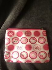 Hello Kitty Cosmetic Pouch By Sanrio