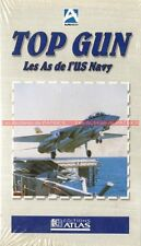 Top Gun Les AS de l'US Navy K7 Video VHS Neuve / AVIONS AVION AVIATION MILITAIRE