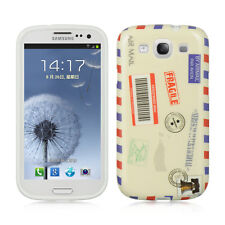 For Samsung Galaxy S III 3 TPU CANDY Flexi Gel Skin Case Phone Cover Air Mail