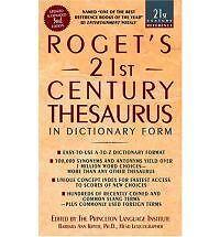 Roget's 21st Century Thesaurus, Third Edition: By Kipfer, Barbara Ann