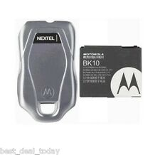 Motorola BK10 Extended Life Battery&Door For IC402 New