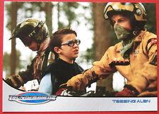 THUNDERBIRDS (The 2004 Movie) - Card#33 - Teasing Alan - Cards Inc 2004