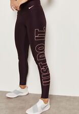Women's Nike Power Legend TightFit Leggings Running Training Gym Size Small