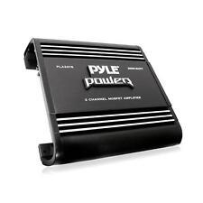 NEW Pyle PLA2378 2 Channel 2000 Watts Bridgeable Mosfet Amplifier
