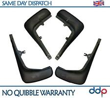 Range Rover Sport Front & Rear Mud Flap Set Mud Flaps & Fitting Kit CAS500070PCL