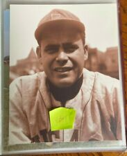 "Chicago Cubs Hiram ""Hi"" Bithorn 8x10 photo  40s first Puerto Rican in MLB"
