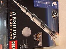 NEW  LEGO Ideas NASA Apollo Saturn V 21309 Building Kit