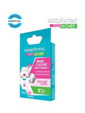 Gerovital Stop Acnee Blackheads Strips, 2 x 4 pcs, Anti acne treatment