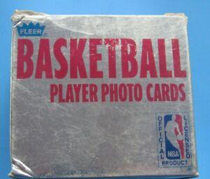 1990-91 FLEER COMPLETE SET ORIGINAL BOX DAVID ROBINSON ROOKIE MICHAEL JORDAN RC