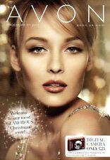 FOLLETO de Avon 1 - 2011-Salma Hayek, Bond Girl 007, Yasmin Le Bon, Fergie