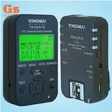 Yongnuo YN-622N-TX controller + 1PCS YN-622N II TTL Transceiver for Nikon