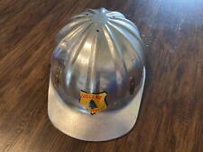 Superlite Fibre Metal Hard Hat Us Government Light Metal Leather Lining