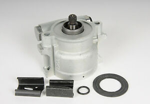 Genuine GM Power Steering Pump 26091879