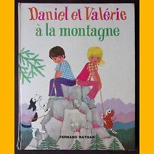 DANIEL ET VALÉRIE À LA MONTAGNE Lise Marin 1974