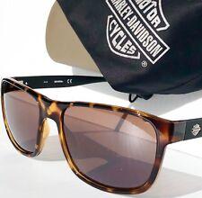 NEW* Harley-Davidson HD915 Tortoise & Matte Black frame w Bronze lens Sunglass