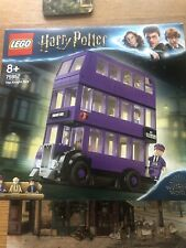 harry potter Lego  knight bus 75957 Brand New Unopened