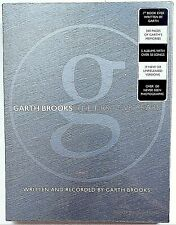 Garth Brooks The First Five Years 5 CD Set And Book Limited Edition Sealed New