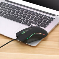 A869 3200DPI USB Wired Optical Gaming Mouse 7 Buttons Gamer Laptop PC Mice