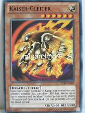 Yu-Gi-Oh - 3x Kaiser-Gleiter - SDBE - REPRINT - Saga of Blue Eyes White Dragon