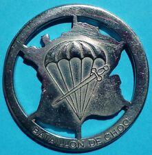 Insigne de béret Bataillon de choc
