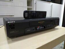 More details for sony slv-se70ux video cassette vhs vcr player recorder
