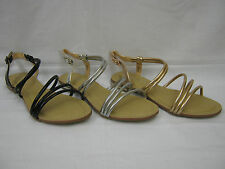 Block Heel Beach Synthetic Strappy for Women