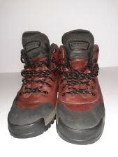 Timberland Performance ACT Brown 68092 Men's Size 9 Leather Hiking Boots Shoes