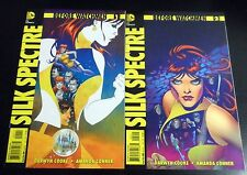 BEFORE WATCHMEN: SILK SPECTRE 1 & 2 (August-September 2012) DC Comics MINT -60%