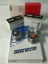 Chevy/GMC 350 5.7 5.7L VORTEC Engine Rering Kit Piston Rings+Bearings+Gaskets