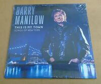 BARRY MANILOW This Is My Town: Songs Of New York 2017 US vinyl LP SEALED