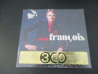 """COFFRET 3 CD DIGIPACK NEUF """"LES 50 PLUS BELLES CHANSONS DE CLAUDE FRANCOIS"""""""