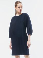 MARELLA Mago Dress UK Medium UK 10 - 12 Navy RRP £160.00