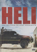 DVD - Heli NEW Una Pelicula De Amat Escalante FAST SHIPPING !