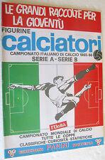 CALCIATORI 1965-1966 - ALBUM PANINI RISTAMPA L'UNITA'