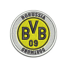 Parche bordado BORUSSIA DORTMUND iron patch GERMANY TEAM