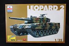 YC015 ESCI 1/35 maquette tank char 5022 Leopard 2