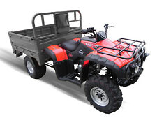 Elstar Ag Boss CG250 ATV 250cc Farm quad bike Tipper tray Semi automatic shaft