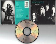 VAN HALEN-OU812 CD (1988) COLUMBIA HOUSE W2-25732 Sammy Hagar CABO WABO