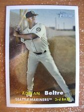 ADRIAN BELTRE 2006 TOPPS HERITAGE CHROME #200/1957 NEWEST MEMBER 3,000 HIT CLUB
