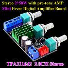 TPA3116D2 50W+50W 2.0CH Class D High Power Stereo Digital Amplifier Board 2x50W