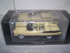 1959 Dodge convertible 1/43 NEO n Brooklin American Excellence