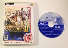 Cossacks II 2 Napoleonic Wars PC DVD-ROM (2005) Game (FREE UK P&P)