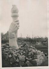 NEUVILLE SAINT VAAST c. 1930 - Flambeau de la Paix Pas de Calais - PRM 637